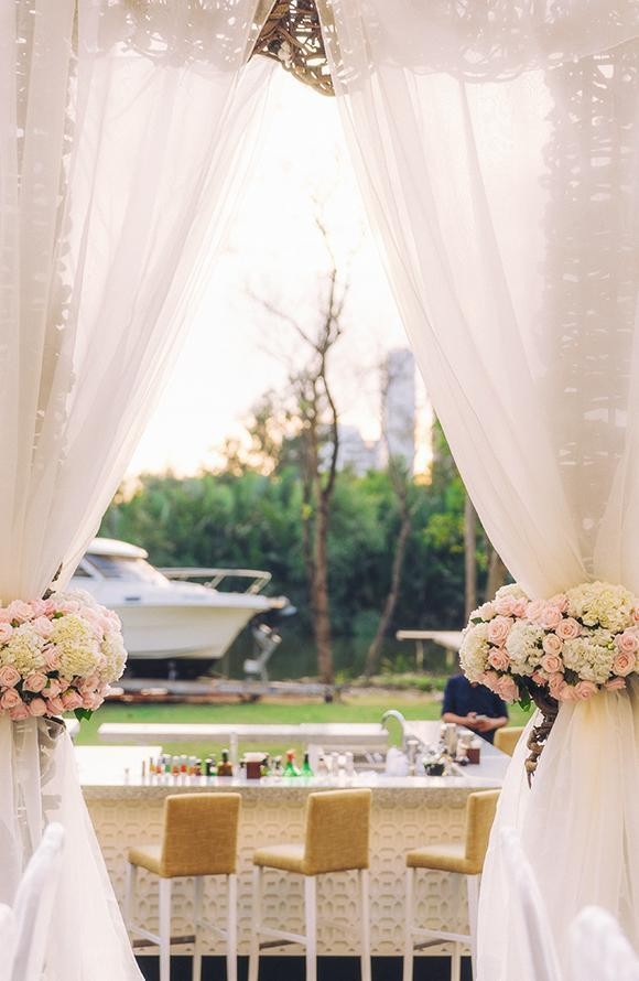 Impressive Outdoor Weddings