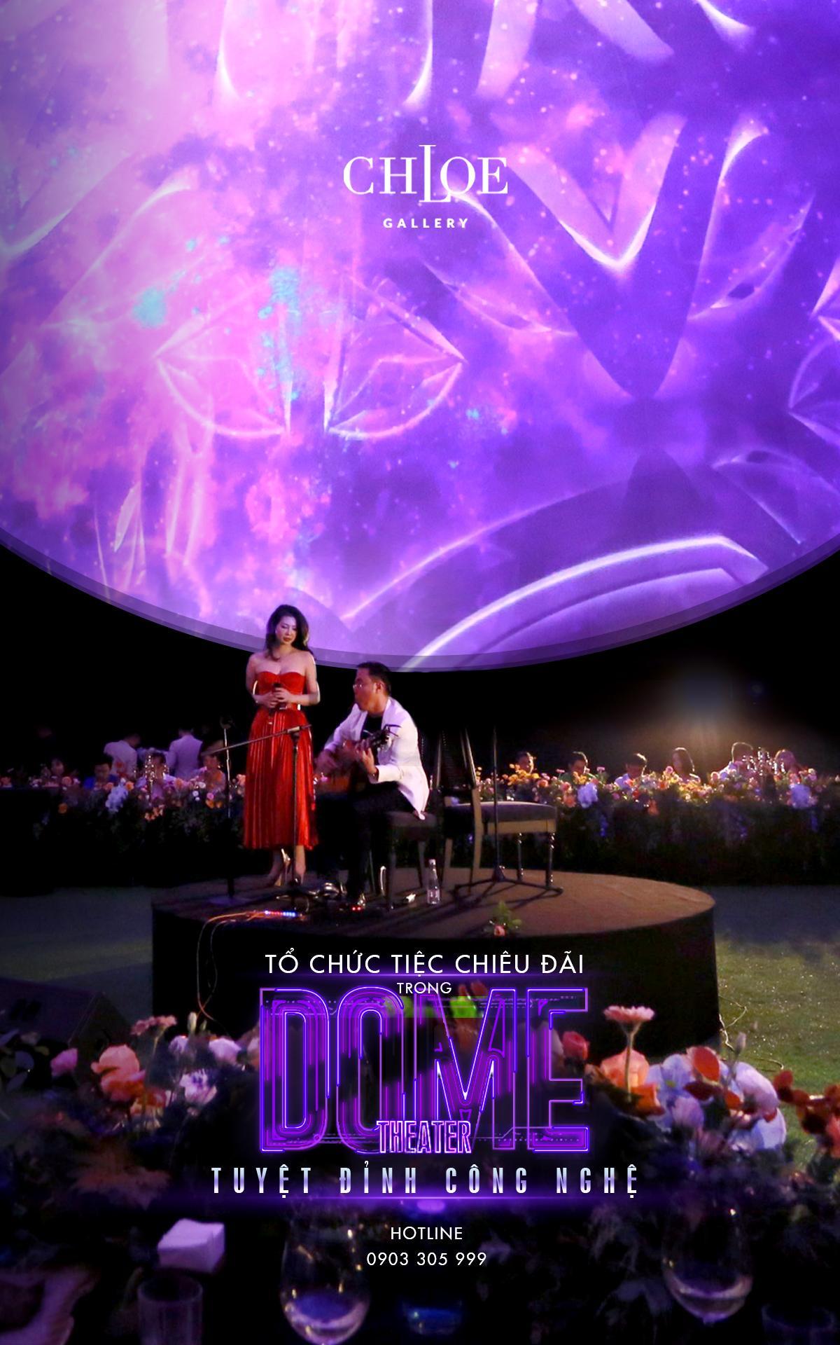 Trải nghiệm công nghệ trình diễn Event thượng đỉnh duy nhất tại Việt Nam