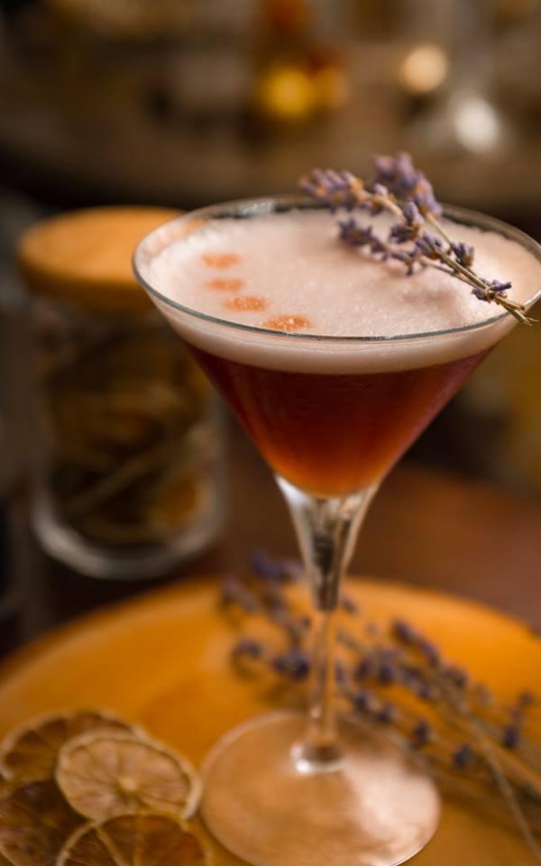Cocktail mùa lễ hội – Lắc lư vị giác